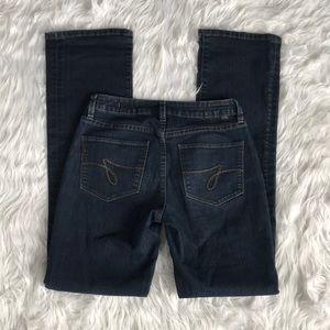 JAG Low Rise Boot Leg Jeans